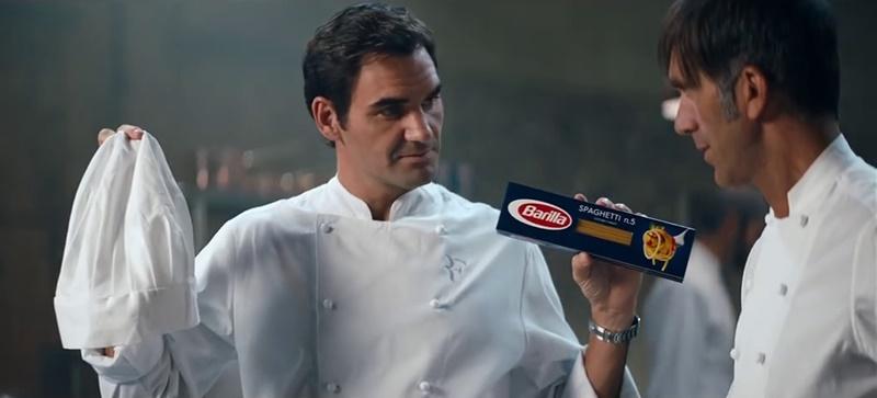 spot-pasta-barilla-roger-federer-chef-oldani